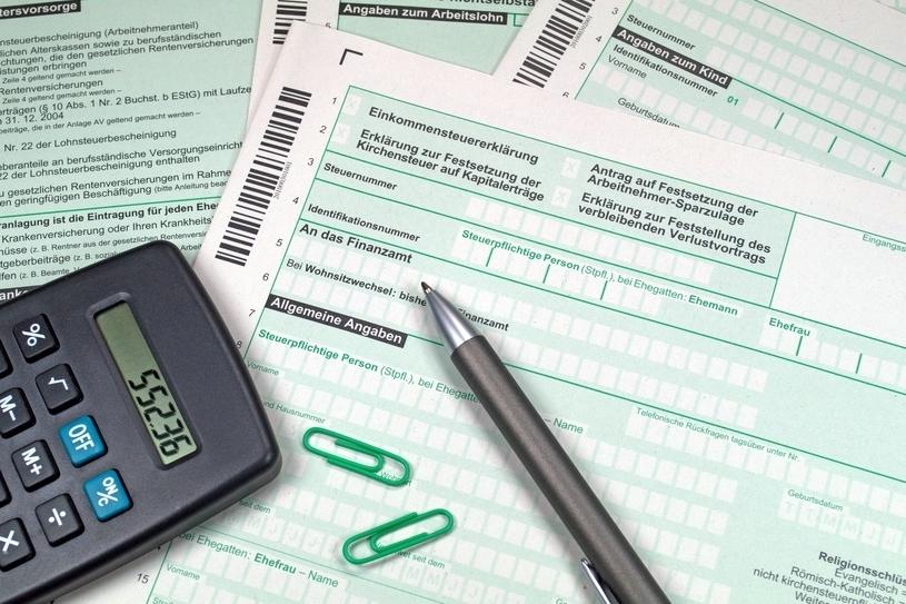 Steuererklärung für Arbeitnehmer